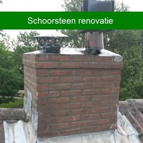 Schoorsteen renovatie 2