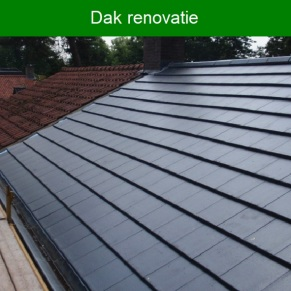 Dak renovatie