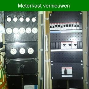 Meterkast vernieuwen